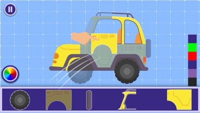 デザインレンガ車:ジャンプシム紹介画像1