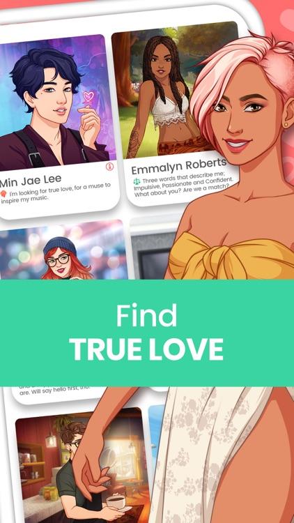 Lovelink™- Chapters of Love screenshot-5