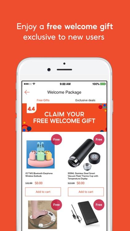 ShopeeSG 4.4 Mega Shopping Day screenshot-7