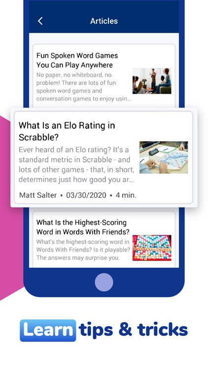 WordFinder by YourDictionary screenshot-5