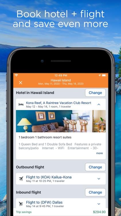 Travelocity Hotels & Flights screenshot-9