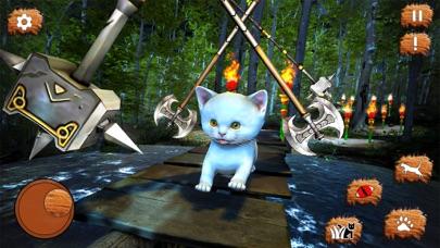 Scary Cat: Pet Horror Escape Screenshot on iOS