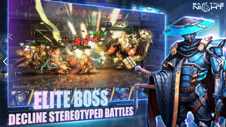 Battle Night screenshot-0