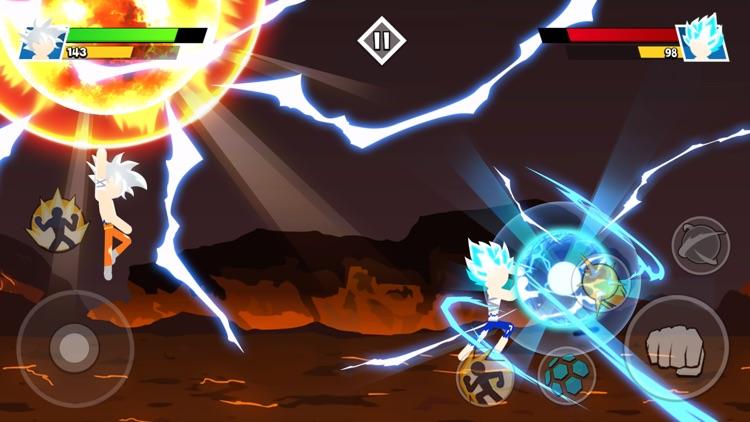 Stickman Warriors Shadow