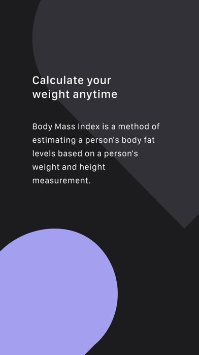 BMI, BMR, TDEE Calculatorのおすすめ画像1
