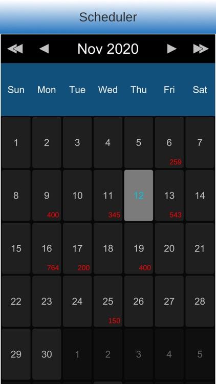 Restaurant Scheduling Software screenshot-4