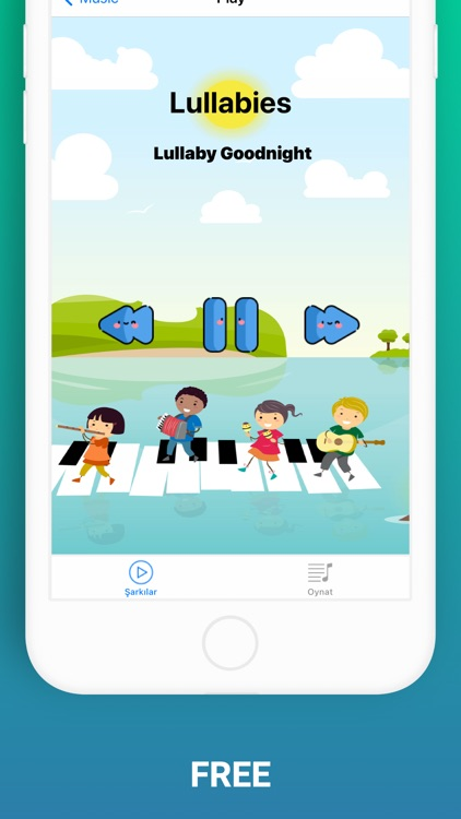 Lullaby Songs for Baby Offline screenshot-3