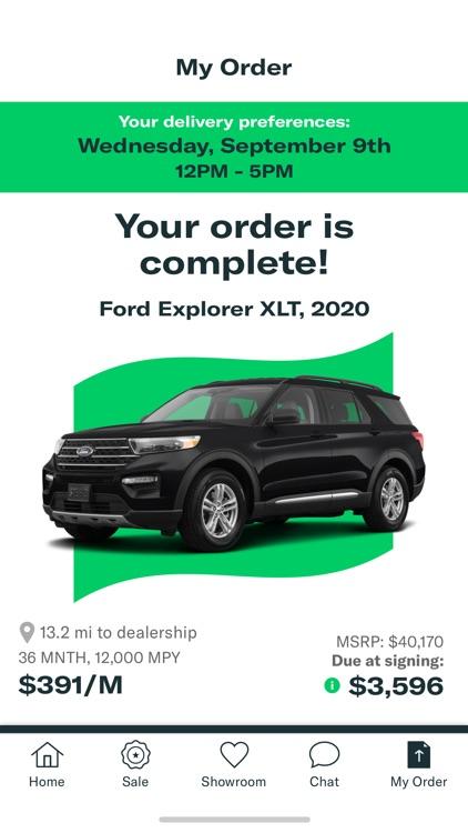 Rodo - Buy/Lease your next car screenshot-8