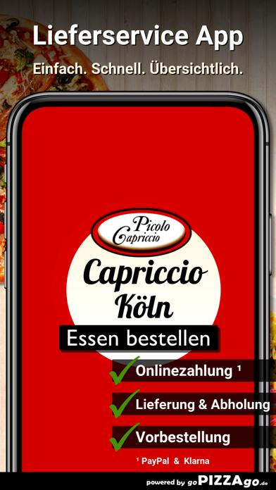 Capriccio Köln Dellbrück screenshot 1