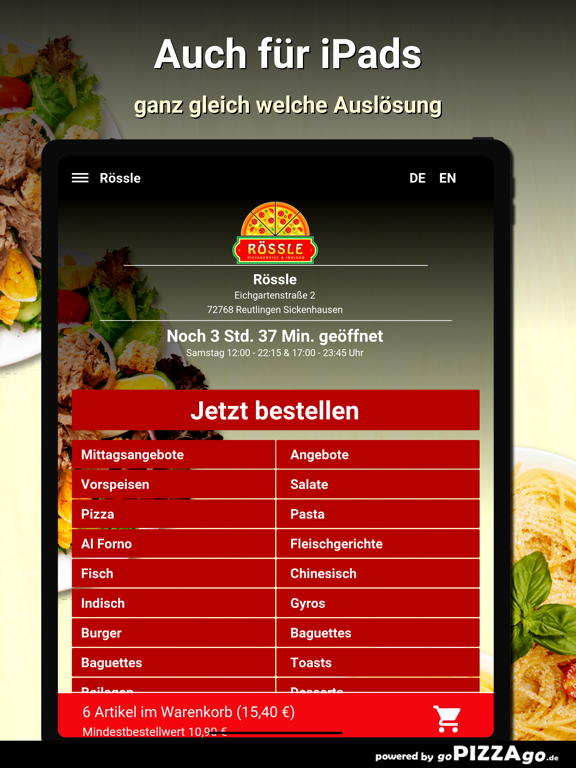 Rössle Reutlingen screenshot 7