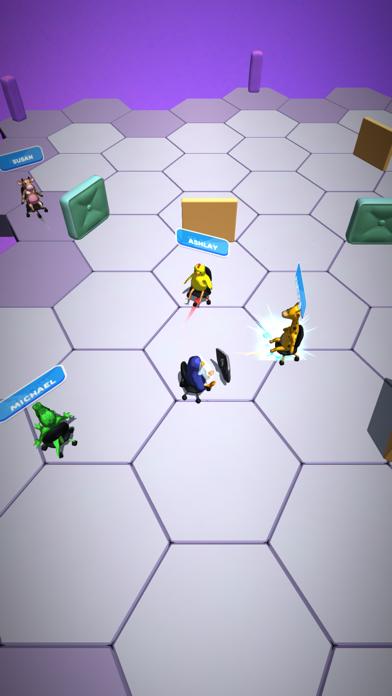 Chair Riots.io screenshot 1