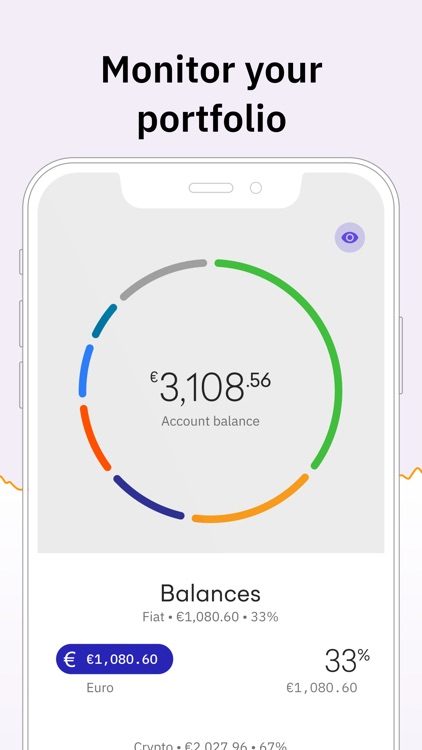Kraken - Buy Bitcoin & Crypto screenshot-3