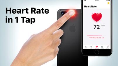 InPulse - Heart Rate Monitor Screenshot