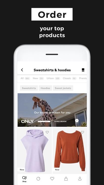 ABOUT YOU Online Fashion Shop screenshot-5