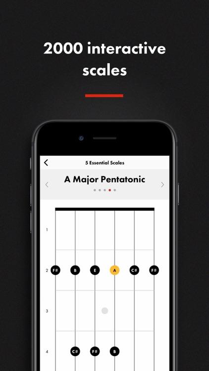 Fender Tune - Guitar Tuner screenshot-4