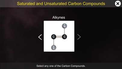 Saturated & Unsaturated Carbon screenshot 1