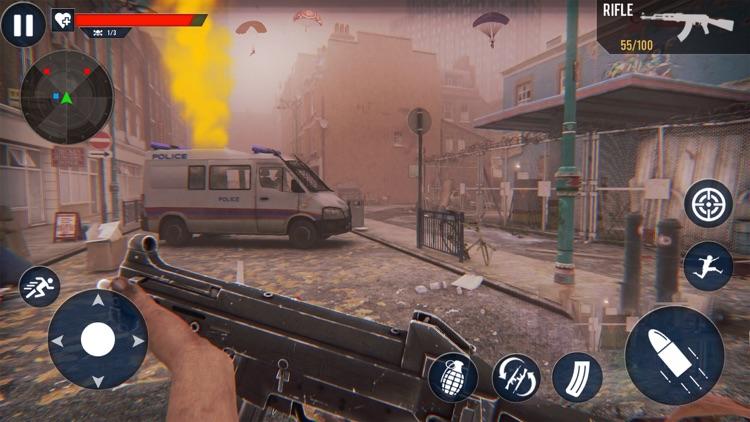 Modern Zombie Shooter 3D screenshot-5