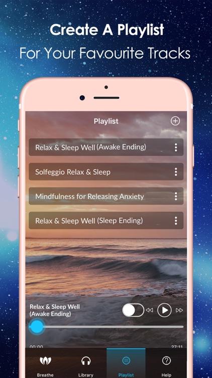 Relax And Sleep Well Hypnosis screenshot-6