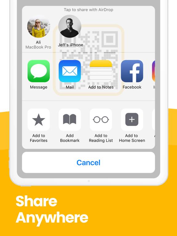 QR Code Reader: QR Scanner screenshot 13