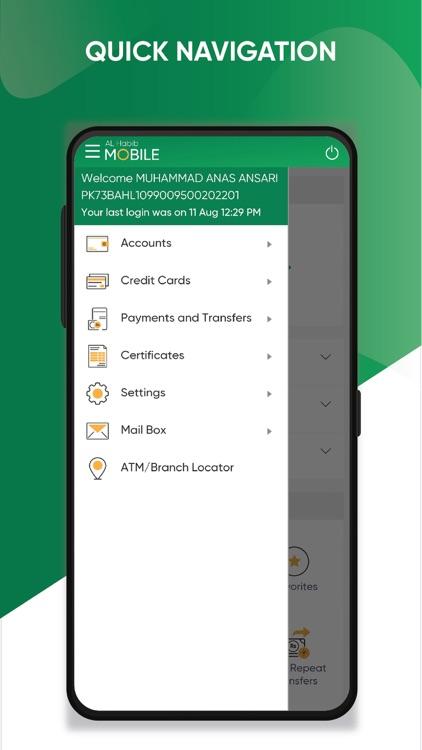 AL Habib Mobile screenshot-3