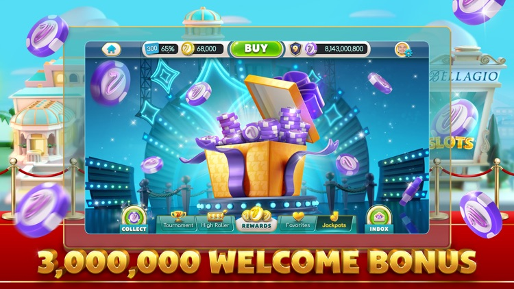 myVEGAS Slots – Casino Slots screenshot-4