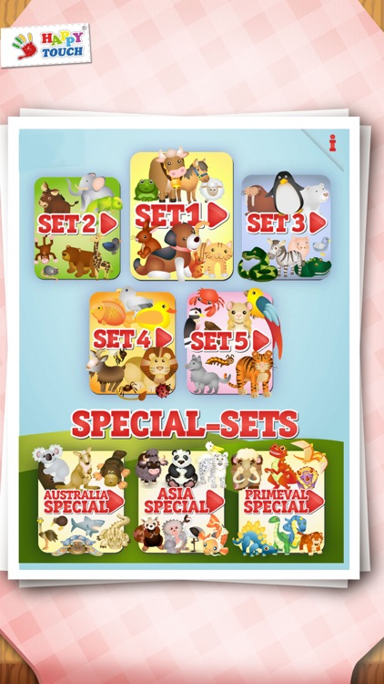 ANIMAL-GAMES Happytouch® screenshot-3