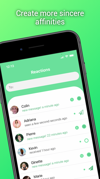 messages.download Reaction' software