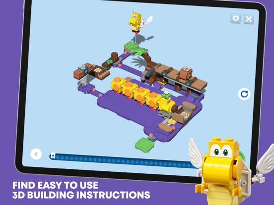 iPad Image of LEGO® Super Mario™