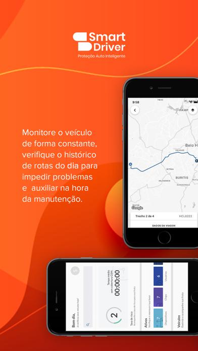 SmartDriver Rastreamento screenshot 3