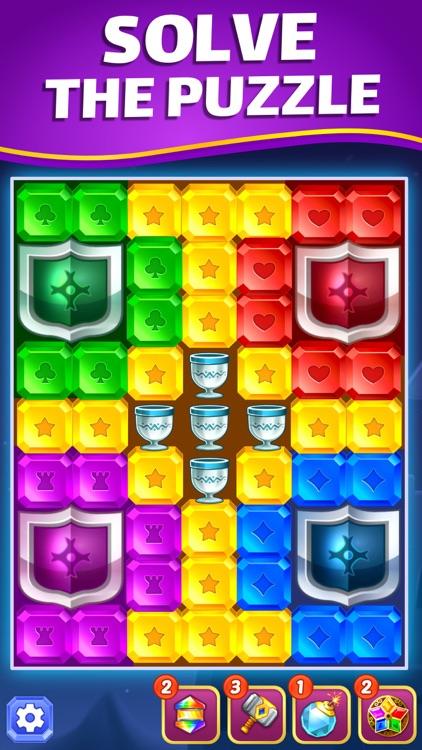 Jewel Gem - Match 3 Jewel Game screenshot-4