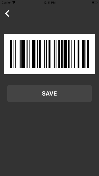 Barcode Scanner & Generator screenshot 5