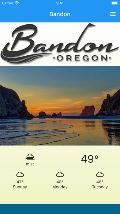 Bandon, Oregon Guide screenshot 4