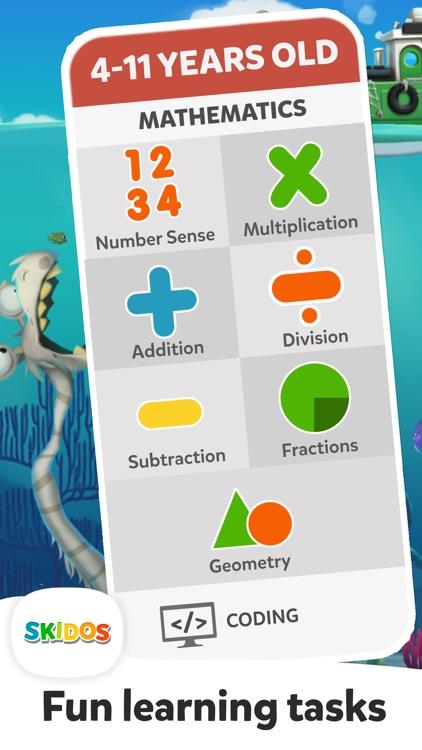 Multiplication Games for Kids screenshot-6