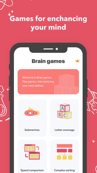 Brain Games: train your brain screenshot 1