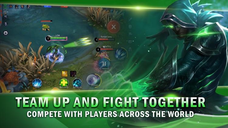 Legend of Ace screenshot-0