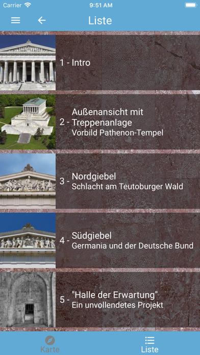 Die Walhalla bei Donaustauf screenshot 5