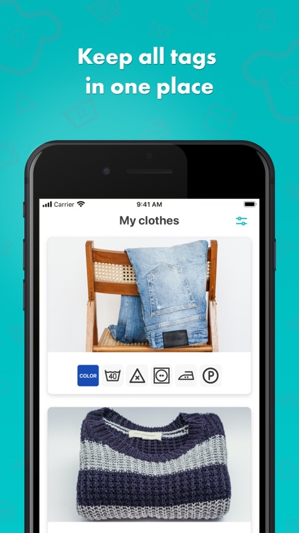 Clo: Wash your clothes wisely