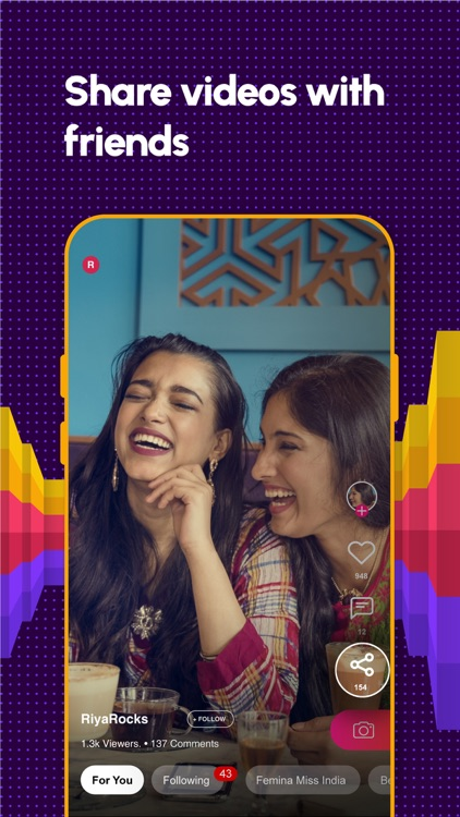 Roposo-Watch & Make Fun Videos screenshot-5