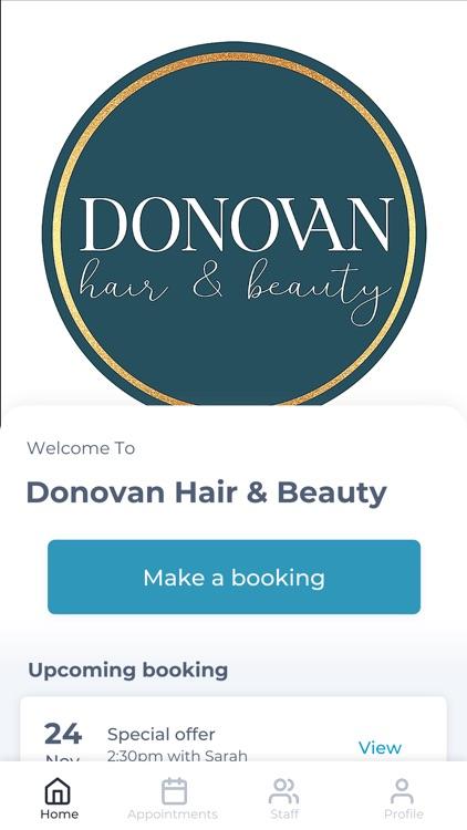 Donovan Hair & Beauty