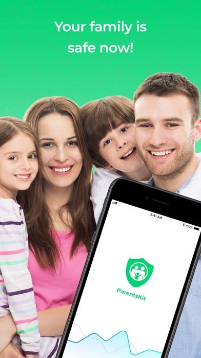 Tải về ParentsKit - Parental Control cho Pc