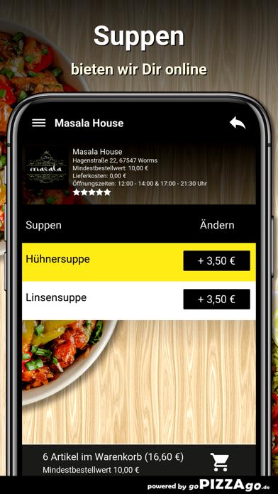 Masala House Worms screenshot 5