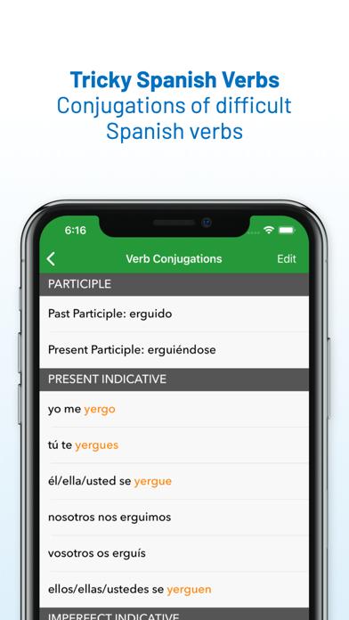 English Spanish Dictionary G.のおすすめ画像5
