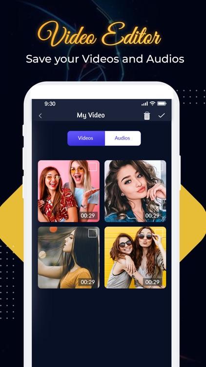 Viva video maker pro screenshot-5