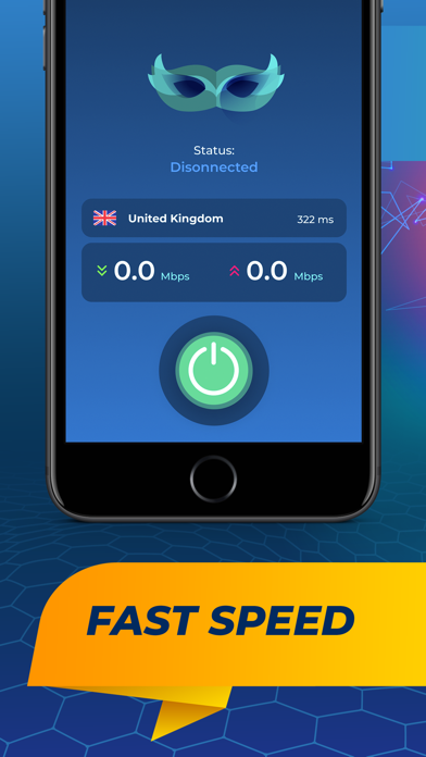 Screen Shot VPN Ultima - Unlimited proxy 0