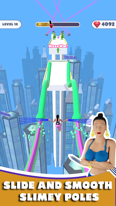 Long Nails 3D screenshot 2