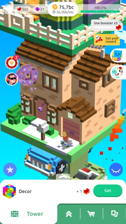 TapTower - Idle Building Game screenshot-5