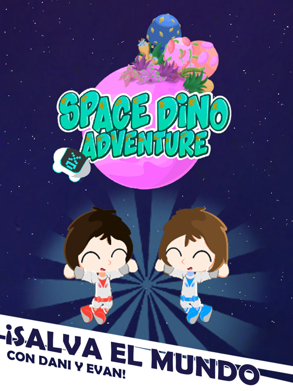 Ipad Screen Shot Space Dino Adventure 5