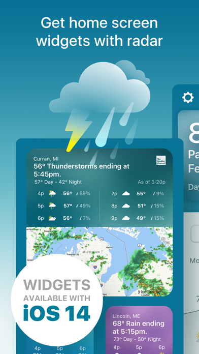 cancel Weather - The Weather Channel app subscription image 1