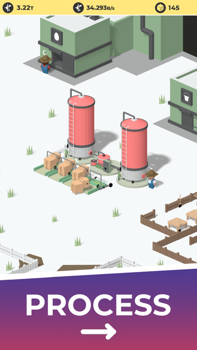 Idle Farmyard screenshot 3