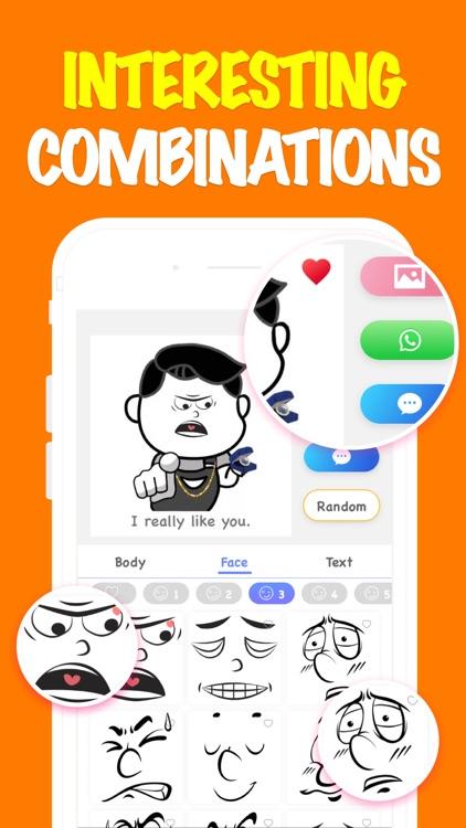 Easy Stickers - Sticker maker screenshot-5